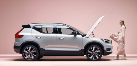 2021纯电SUV选哪款?沃尔沃XC40纯电版品牌质量可靠,值得考虑!