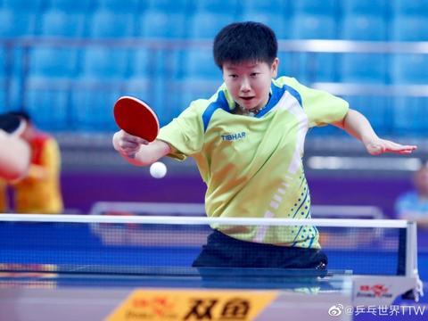 全运会大冷门!孙颖莎0-3溃败,罕见低迷,王艺迪横扫奥运冠军