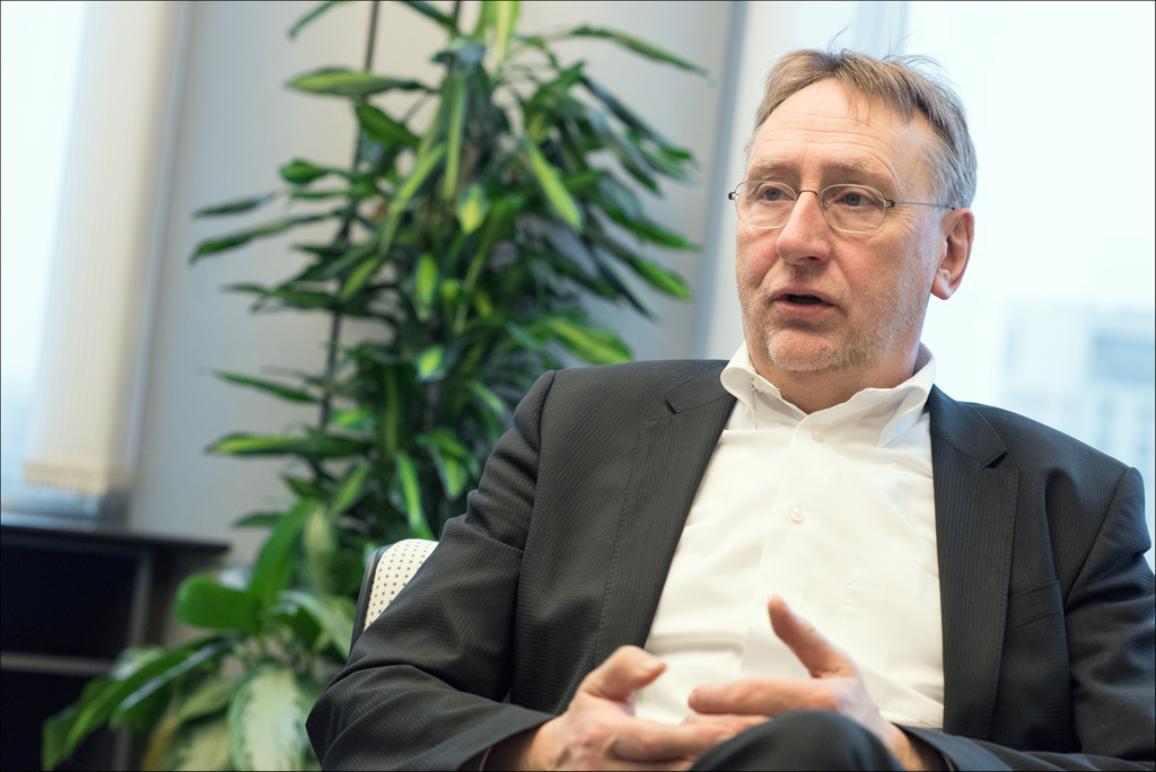 欧洲议会国际贸易委员会主席、德国议员兰格(资料图)