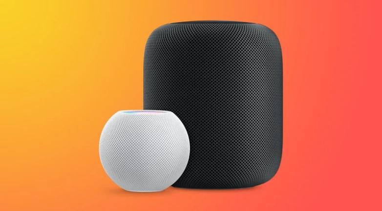 苹果 HomePod 推送 15.0 版本更新