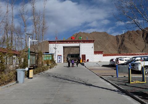 西藏启动34个边境村农村幸福院建设工程