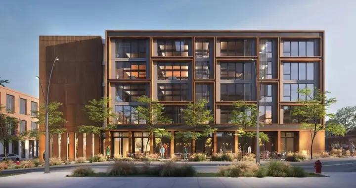 苹果Apple Store的前设计总监,开发了一幢公寓楼