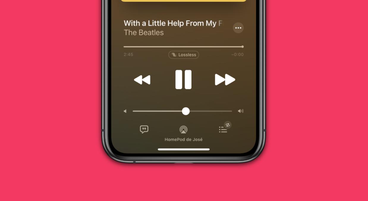 苹果 HomePod 15.1 Beta 推送,支持无损音频和杜比全景声