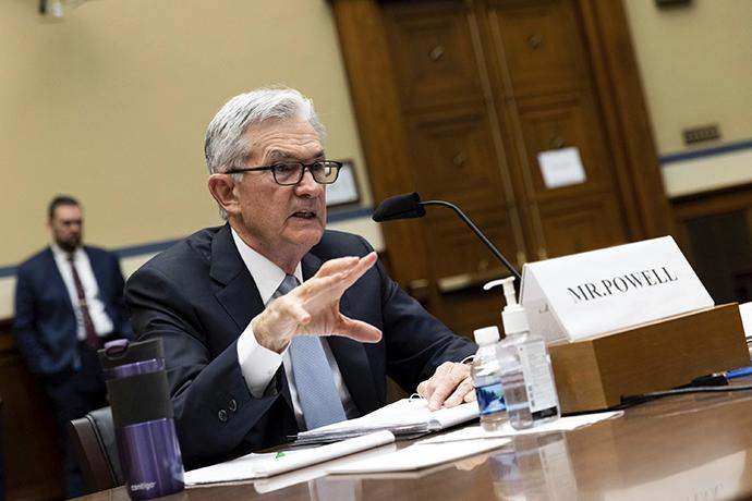 鲍威尔:正在评估是否要发行央行数字货币,很快发布讨论论文