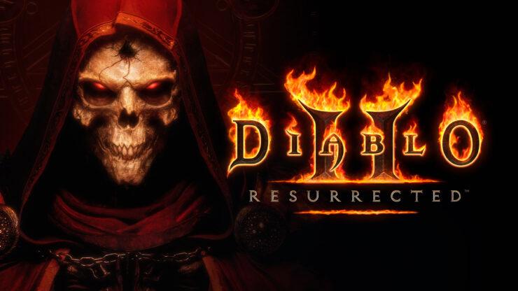 暴雪《暗黑破坏神 2:重制版》将在发售后支持英伟达 DLSS