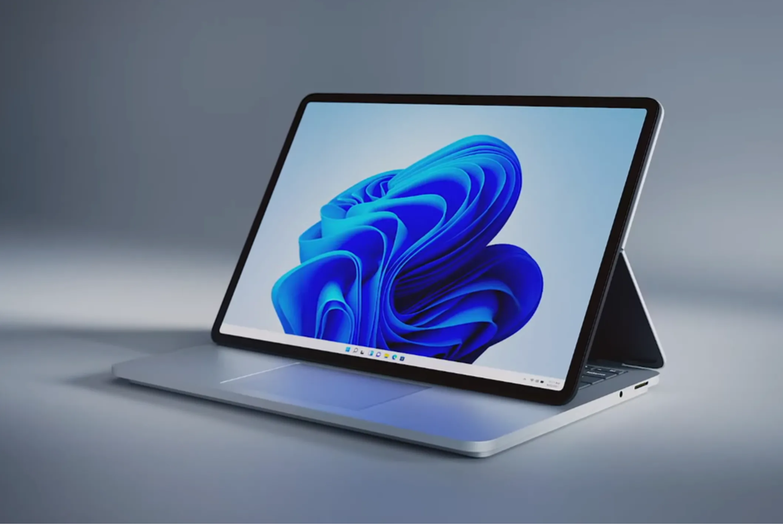 Win11电脑Surface Laptop Studio发布:微软史上最强大旗舰笔记本