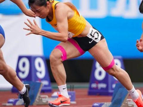 葛曼棋200米23秒05轻松夺冠 中国女子短跑新后诞生