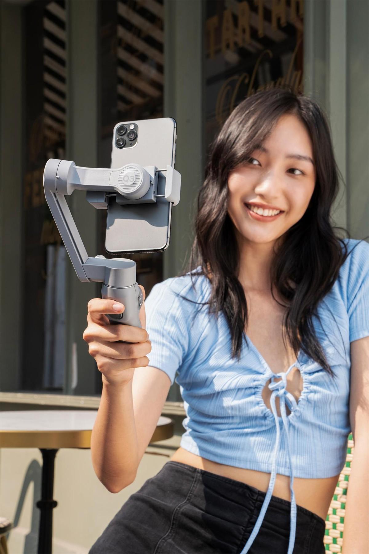 Find X3 Pro 摄影师版最佳搭档,智云 SMOOTH-Q3 了解一下