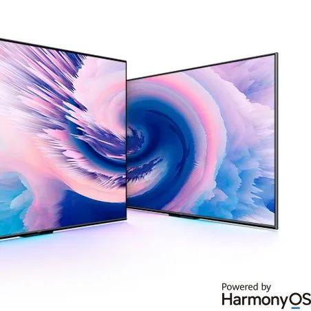 配40W扬声器,华为75英寸智慧屏SE降价1000元,售4999元