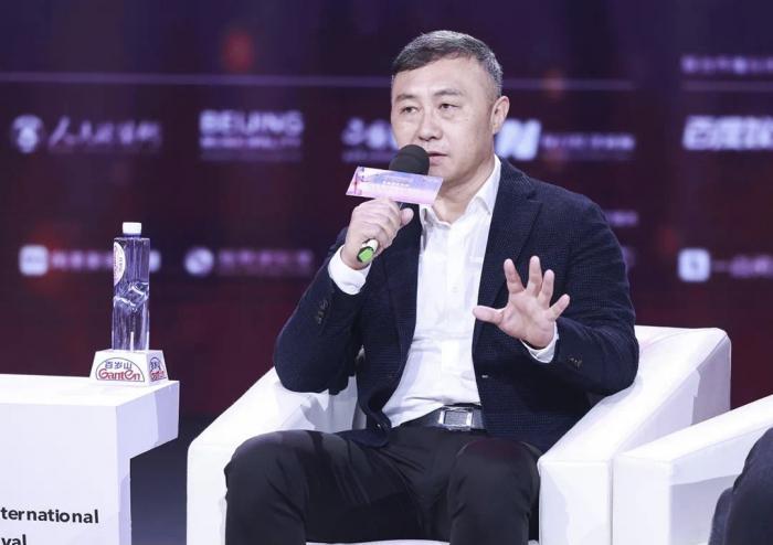 王长田:呼吁内容产业倾斜政策 落实电影促进法
