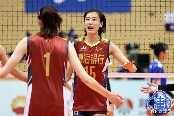 王媛媛伤愈 王艺竹回暖 天津女排决赛前迎利好消息