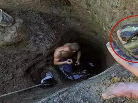农村男子在山里打水井,挖到奇怪的石头,鉴定后乐坏了!