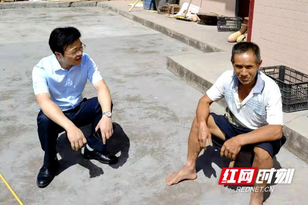 """洪江市检察:""""五个到户""""访民情 架起党群""""连心桥"""""""