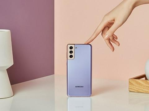 学生党换机的最佳时机来了:三星Galaxy S21+ 5G至高优惠2100元