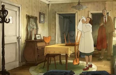 法国动画电影《魔术师》,向那些逐渐消亡的艺术致敬