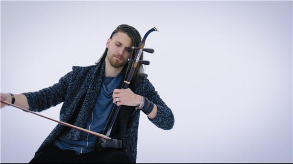 法国二胡音乐人演绎中国风