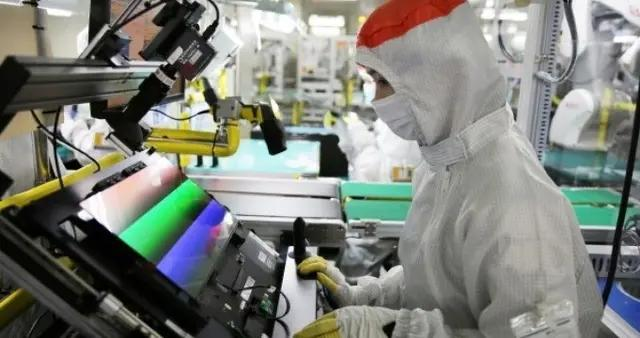 三星为8.5代OLED制造效率 正在尝试另一种可能