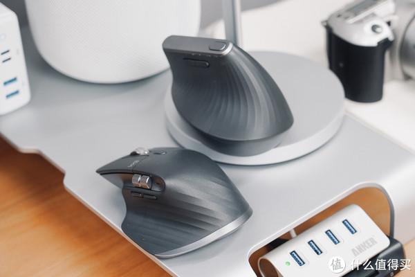 为了极致的舒适:罗技 ERGO K860键盘+MX Vertical鼠标晒单