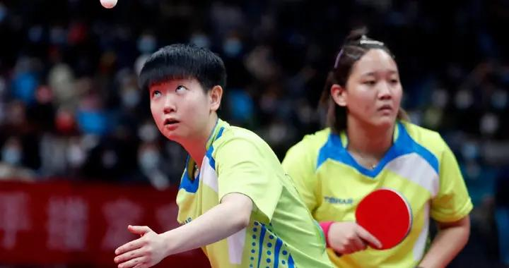 17岁小将3-0横扫奥运冠军,孙颖莎两枚奖牌收尾