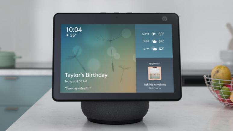 亚马逊发布会爆料:将推出带有显示屏的 Echo 智能音箱等