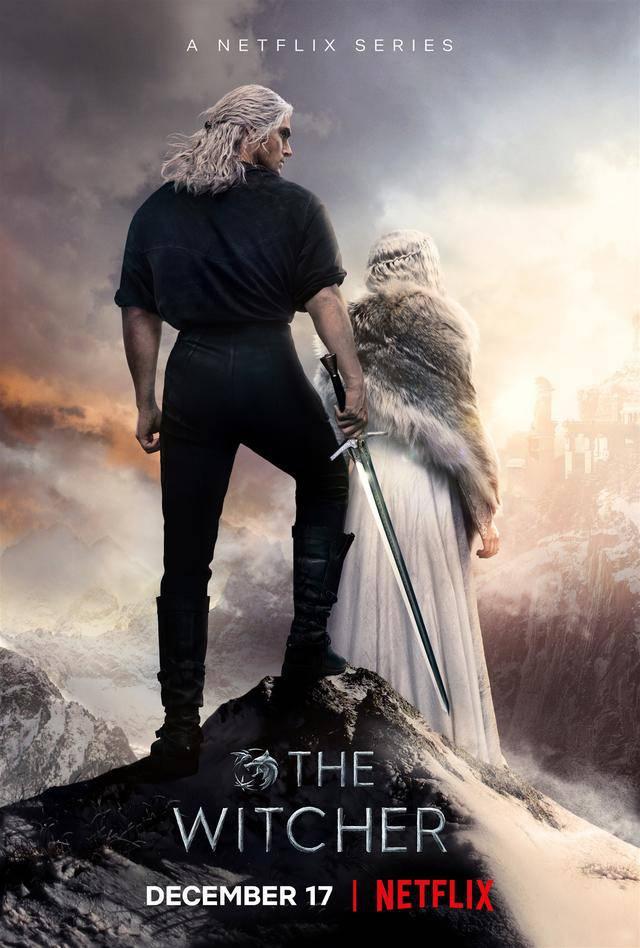 30秒 热门美剧《猎魔人2》年底上线,Netflix还要拍摄第三季