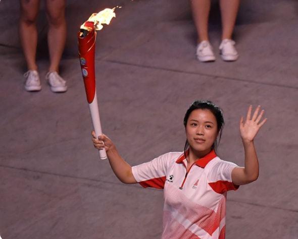 苏炳添杨倩先后成为小米代言人,网友:雷总这次方向对了