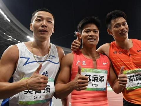 全运结束,中国短跑喜迎7位00后天才小将 有望接班苏炳添谢震业