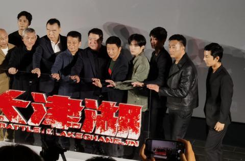国庆电影档期看什么《长津湖》《我和我的父辈》吴京沈腾不缺席