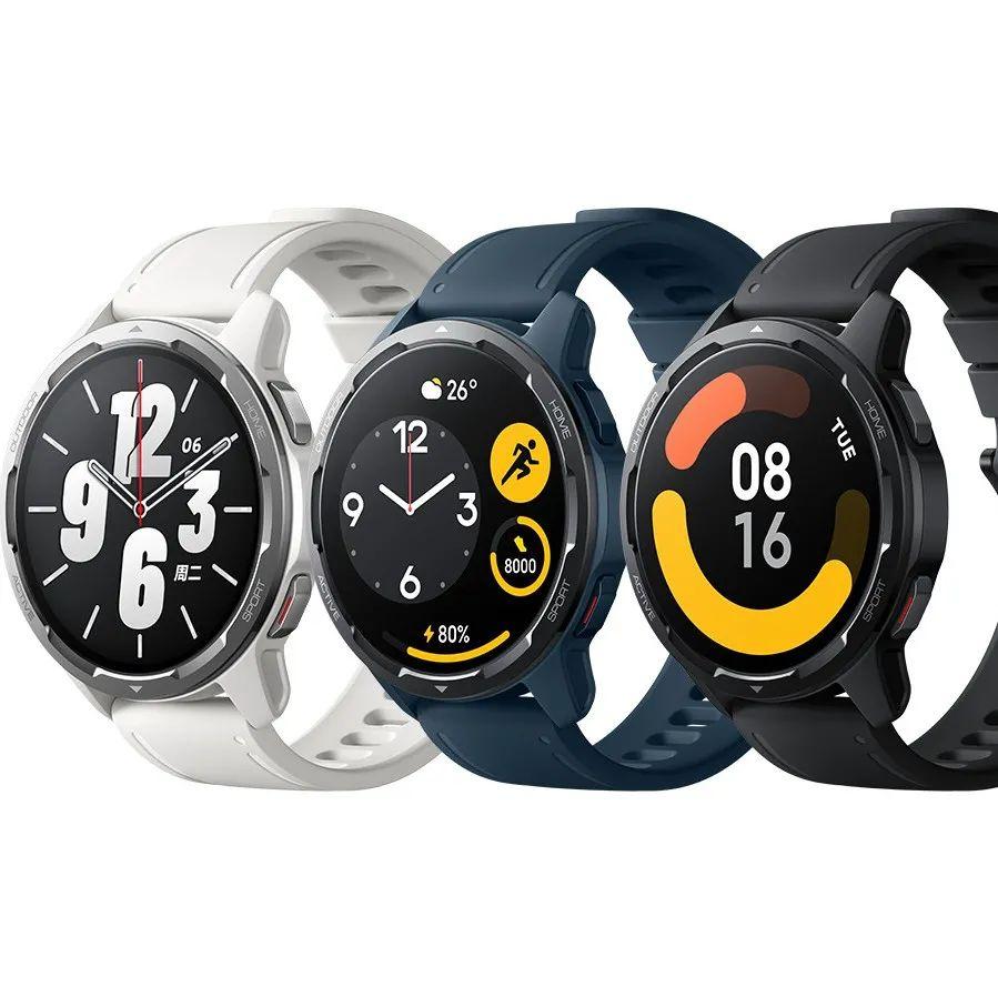 小米真⽆线降噪⽿机3 Pro & Xiaomi Watch Color 2发布