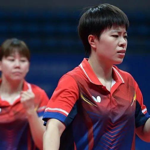 王艺迪夺得全运会乒乓球女双亚军