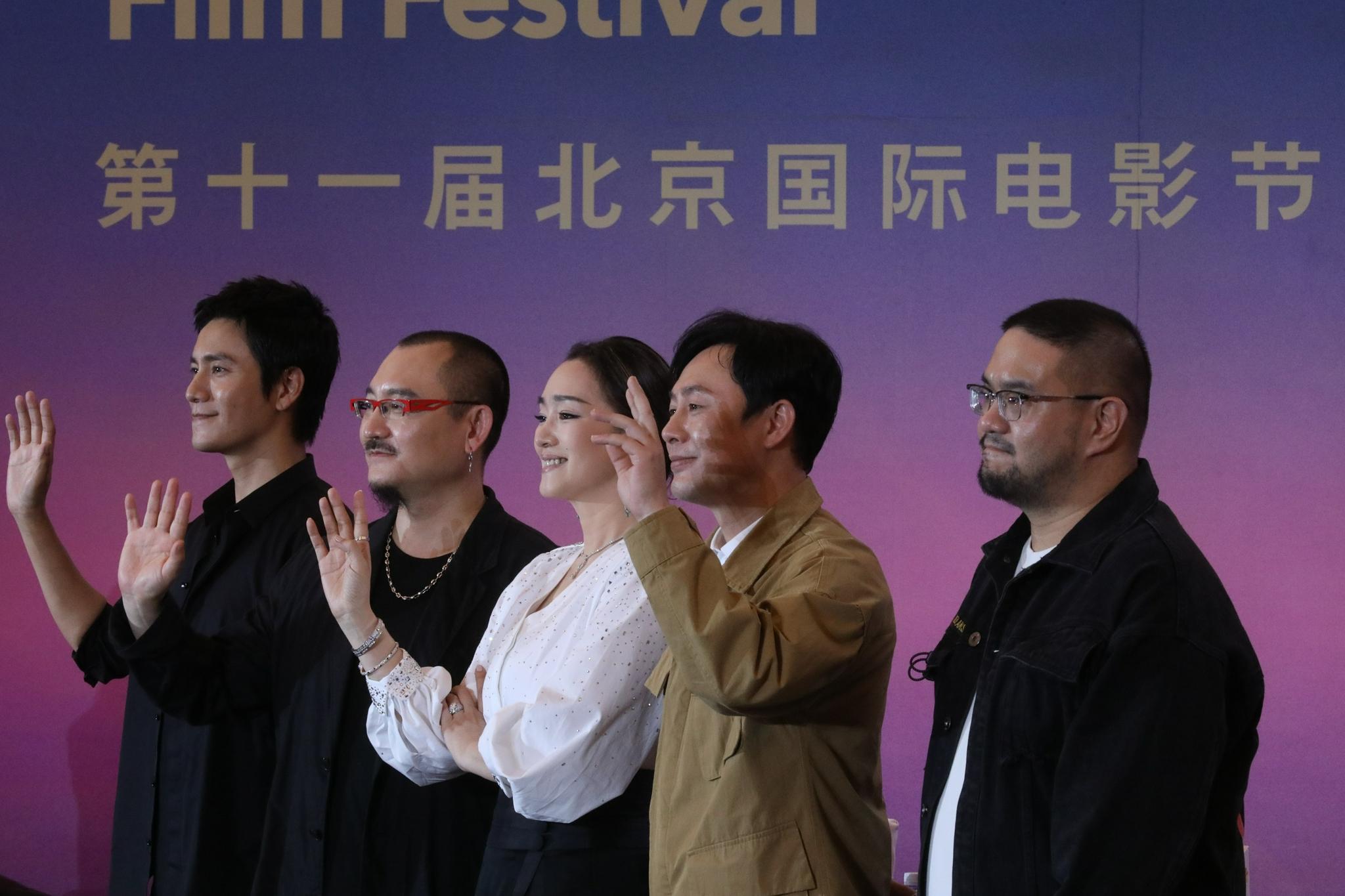 """巩俐、陈坤等评委谈北影节""""天坛奖""""评审:角度多元、包容公正"""