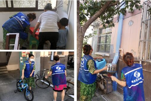 南化新村社区发挥网格力量,助力全国文明典范城市创建