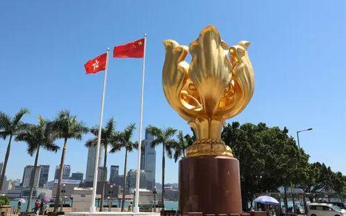 今天,香港拿出一份亮眼的成绩单!