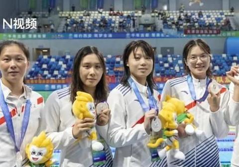 全运聚焦|刘湘夺全运会女子50米自由泳金牌!第三次破亚洲纪录