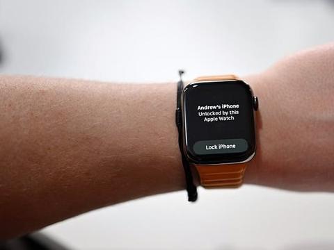 Apple确认Apple Watch解锁 iPhone 13存在bug,将在未来修复
