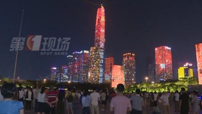 深圳:国庆灯光秀暂停