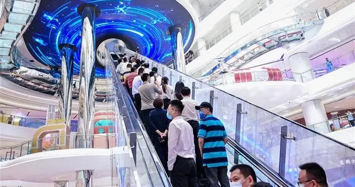 龙岗万达成深圳标志性打卡地