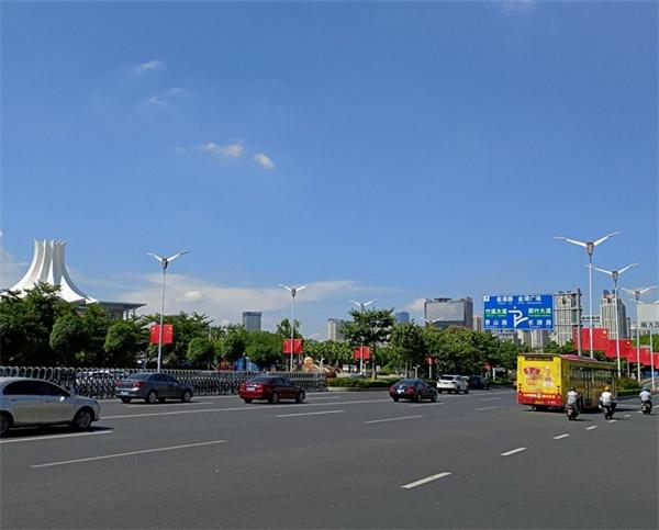 """南宁市南湖警方""""智慧警务""""为国庆护航作准备"""