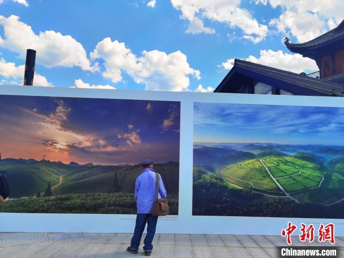 中国原生态国际摄影大展再亮相贵州镇远古城