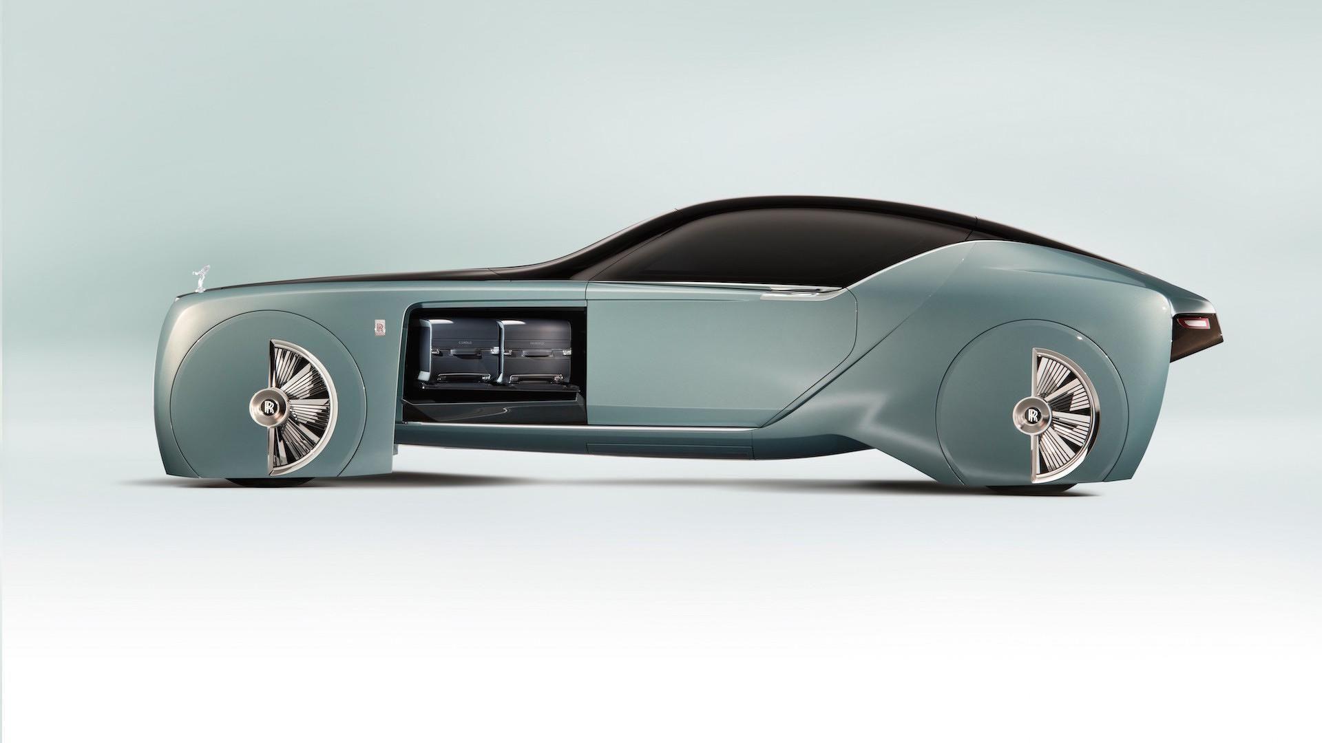 劳斯莱斯纯电SUV将亮相:这价格不得上天?