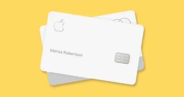 苹果确认Apple Card信用卡无法使用