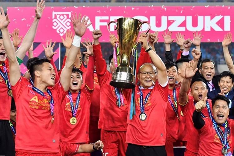 越南国字号近年成就:U23亚洲杯亚军 铃木杯冠军!