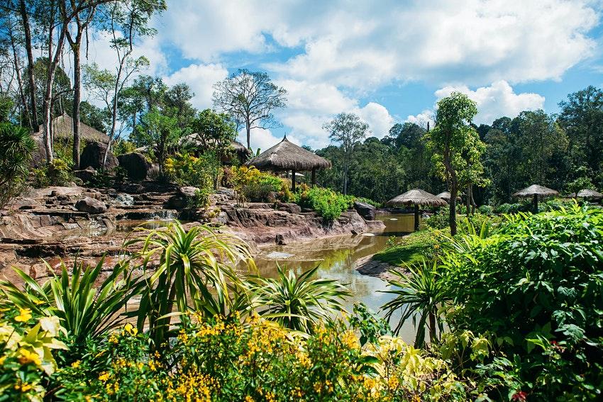 富国岛是越南的度假胜地
