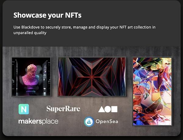 LG家庭影院与数字艺术画廊合作 未来将可以显示NFT 金色财经