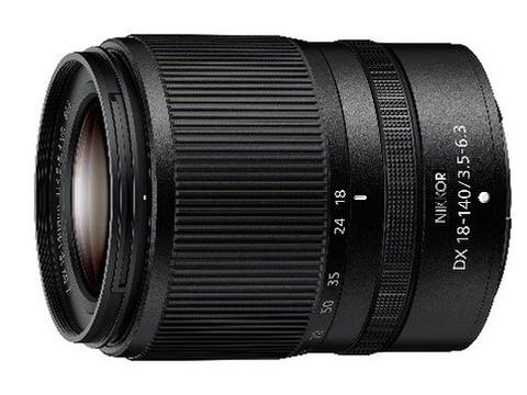 尼康发布Z DX 18-140mm f/3.5-6.3 VR镜头