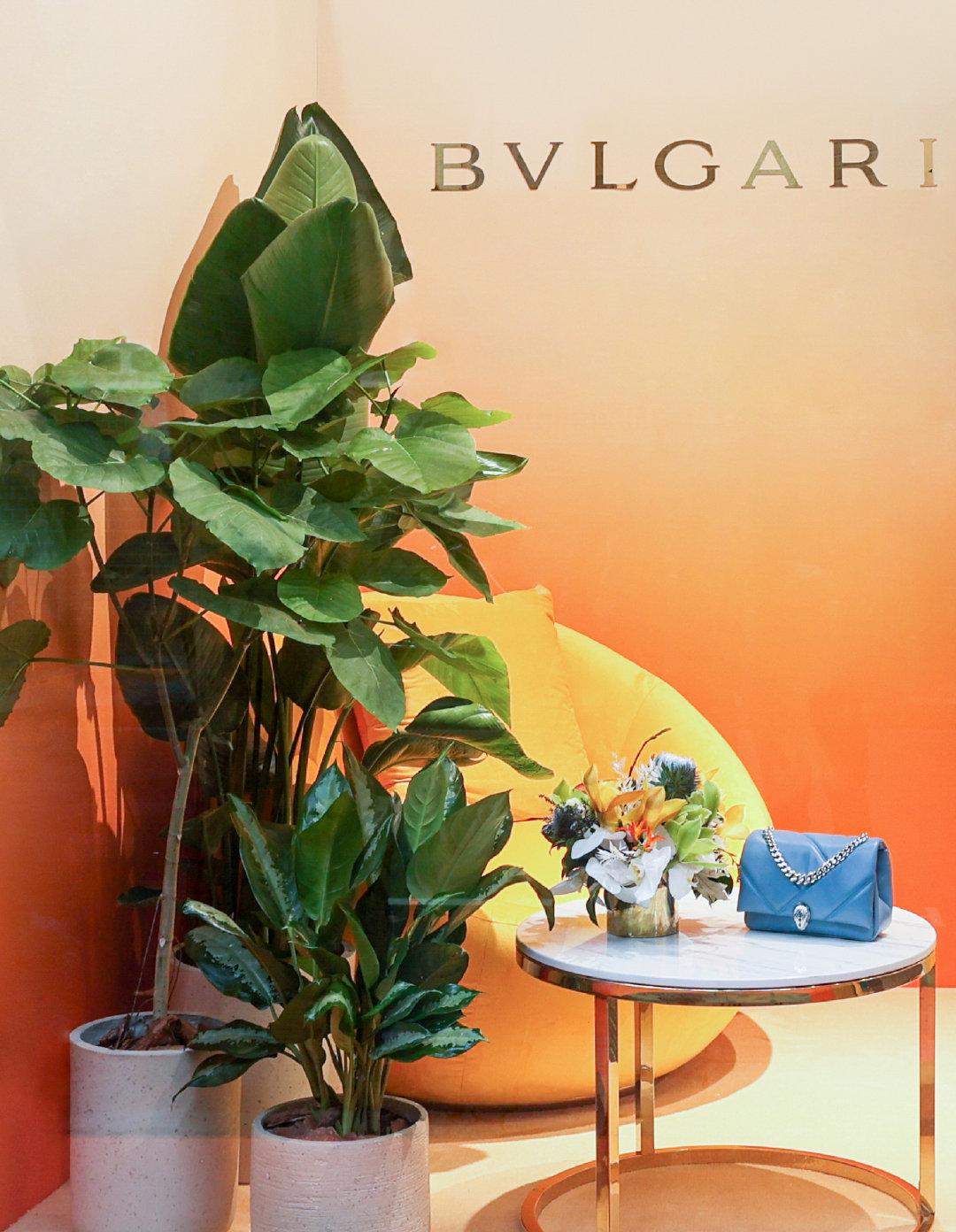 BVLGARI宝格丽2022春夏皮具与配饰系列新品预览会落地上海