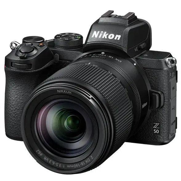 尼康推出Z卡口DX 18-140镜头,重量仅315克,旅游拍摄更轻松了