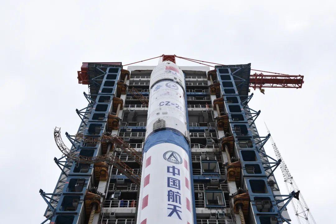 孙公明/摄 图片来源:国家航天科工局