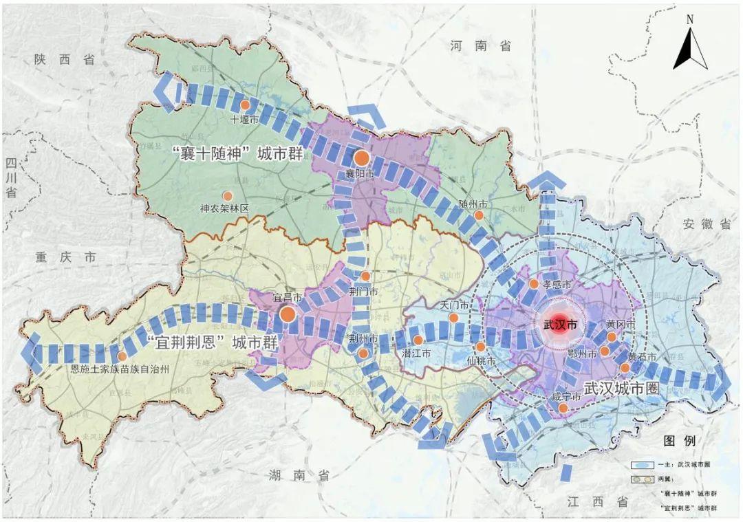 东风汽车总部从十堰搬迁到武汉,与三峡集团从北京搬迁到湖北的逻辑并不相同,但是对于武汉来说都是极大的利好/图源自湖北省政府官网
