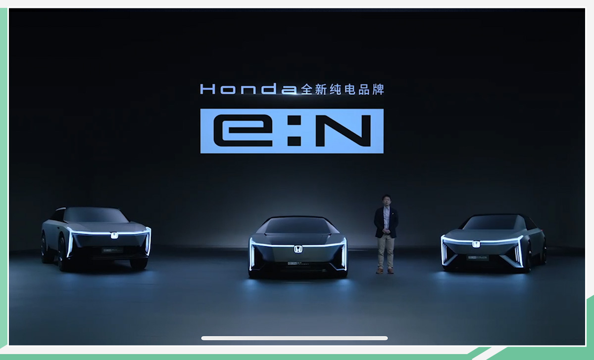 Honda presses the fast forward button to release the pure electric brand/first car to be launched next year